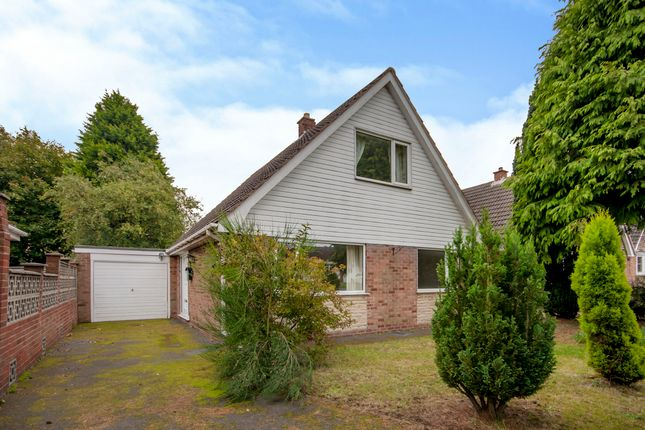 3 bed detached house for sale in Wingfield Road, Mansfield