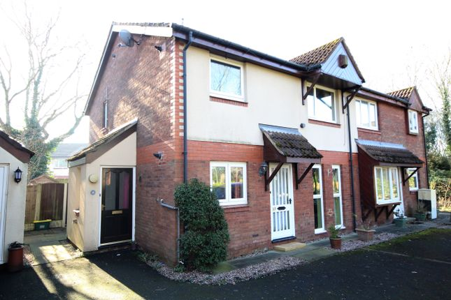 Thumbnail Flat to rent in Rosemary Court, Penwortham, Preston