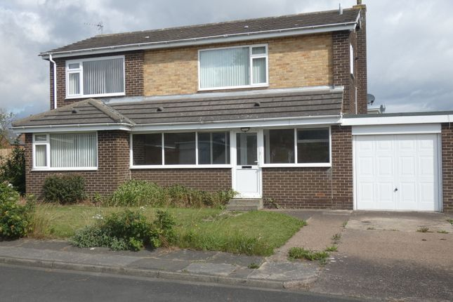 Thumbnail Detached house for sale in Doxford Place, Cramlington, Northumberland