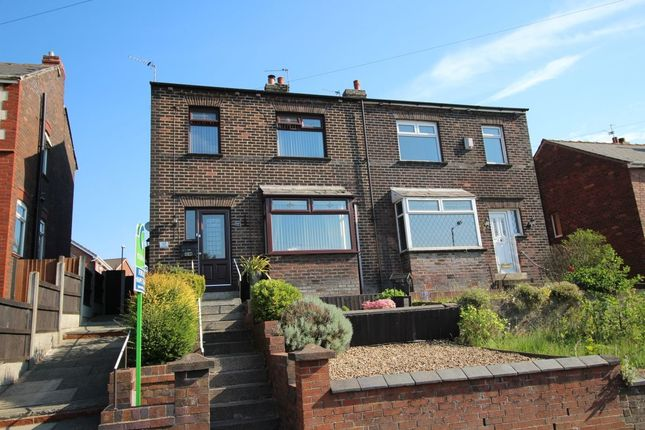 Thumbnail Semi-detached house for sale in Ormskirk Road, Upholland, Skelmersdale