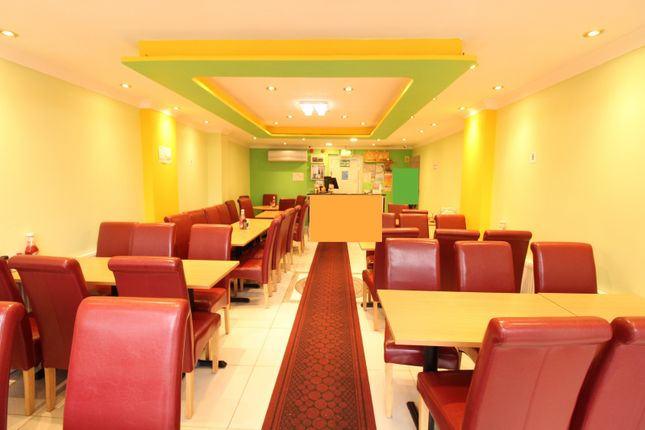 Thumbnail Restaurant/cafe for sale in Watford Road, Wembley