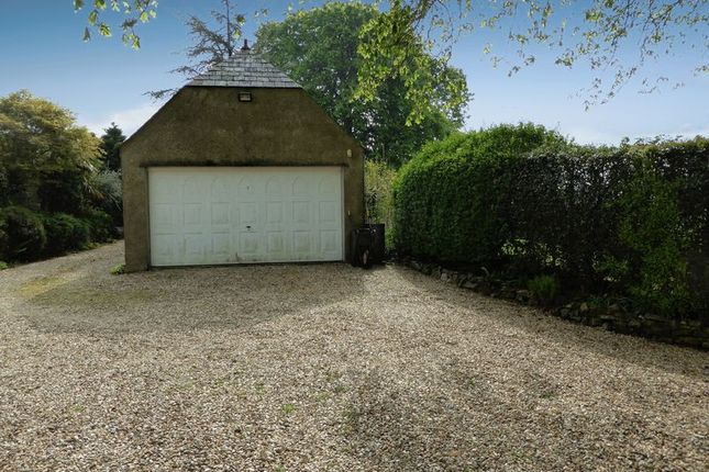 Garage of Orchard Court, Lamerton, Tavistock PL19