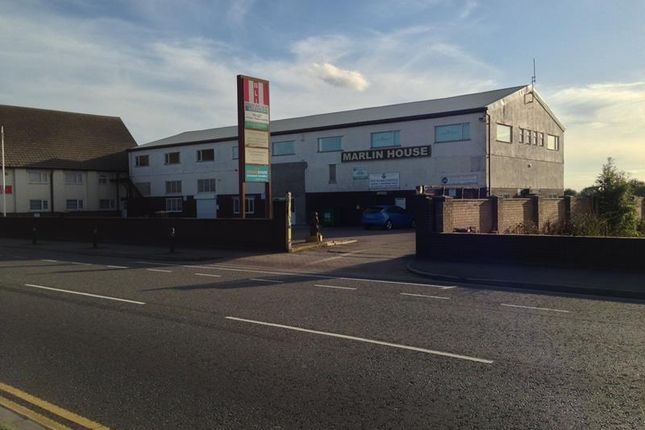 Thumbnail Commercial property for sale in Marlin House, Kings Road, Immingham, Lincolnshire