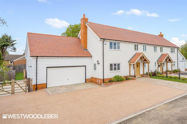 4 bed semi-detached house for sale in Common View, Bumbles Green EN9