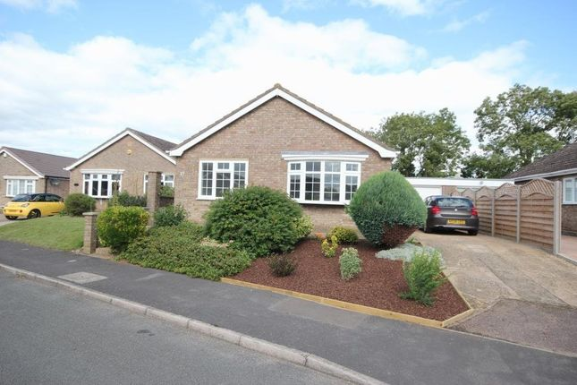 Thumbnail Detached bungalow for sale in Glebe Way, Haddenham, Ely