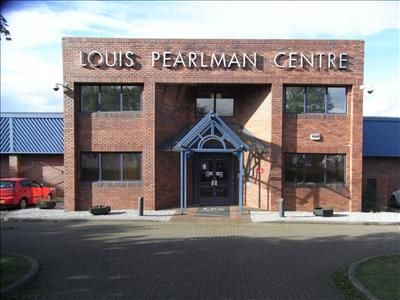 Office to let in Louis Pearlman Centre, Goulton Street, Hull