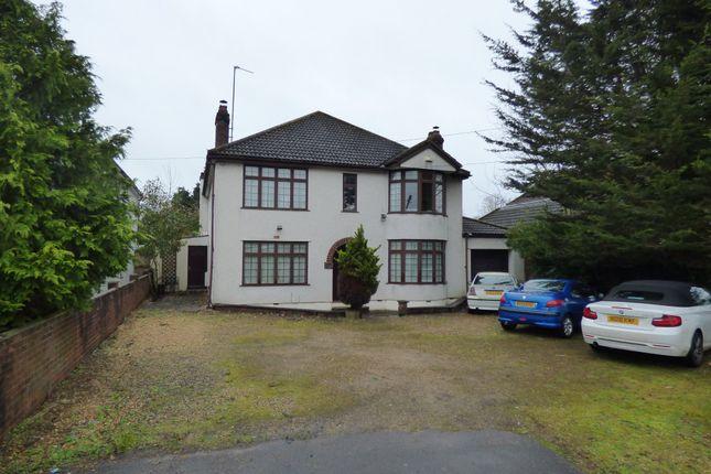 Thumbnail Detached house for sale in Badminton Road, Coalpit Heath, Bristol