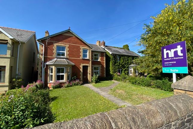 Thumbnail Detached house for sale in 51 Penybont Road, Pencoed