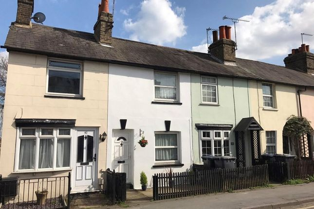 Thumbnail Terraced house for sale in London Road, Sawbridgeworth