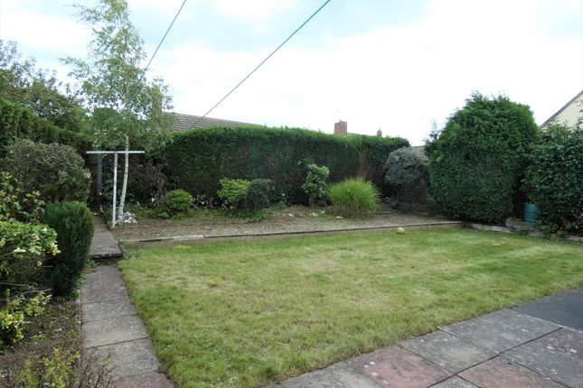Garden of Sunnyfield Close, Off Davenport Road, Goodwood LE5