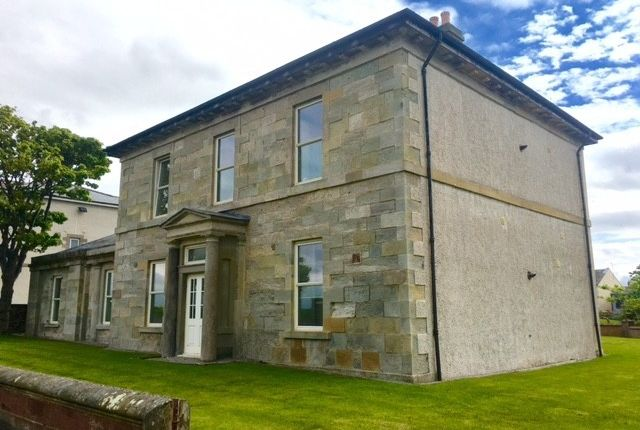 Thumbnail Flat for sale in Wood Place, Troon