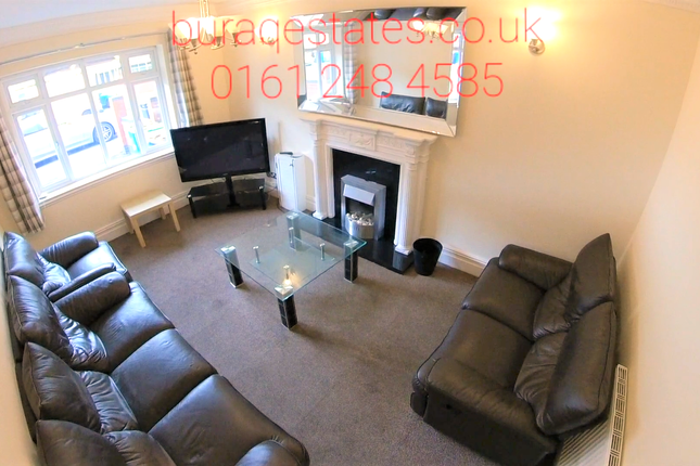 Thumbnail Detached house to rent in Kingswood Road, Fallowfield, Manchester