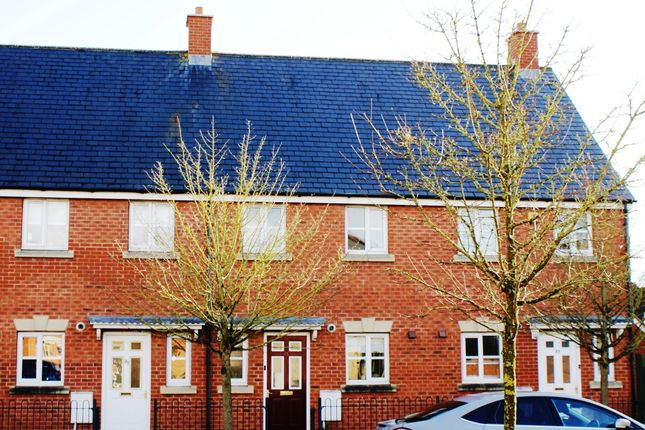 Thumbnail Terraced house to rent in Longridge Way, Weston Super Mare
