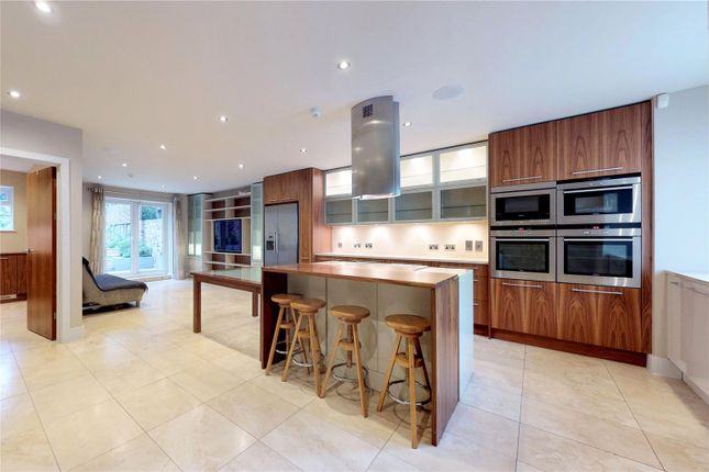 Thumbnail Semi-detached house to rent in Priory Terrace, South Hampstead