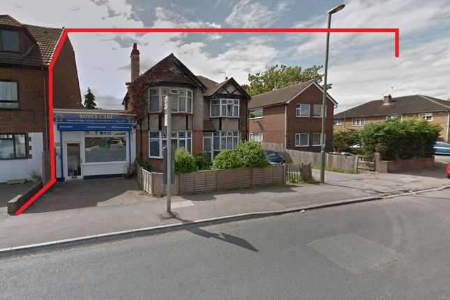 Thumbnail Land for sale in Feltham Hill Road, Ashford, Surrey