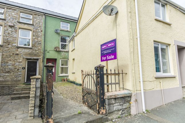 Thumbnail Maisonette for sale in Prendergast, Haverfordwest