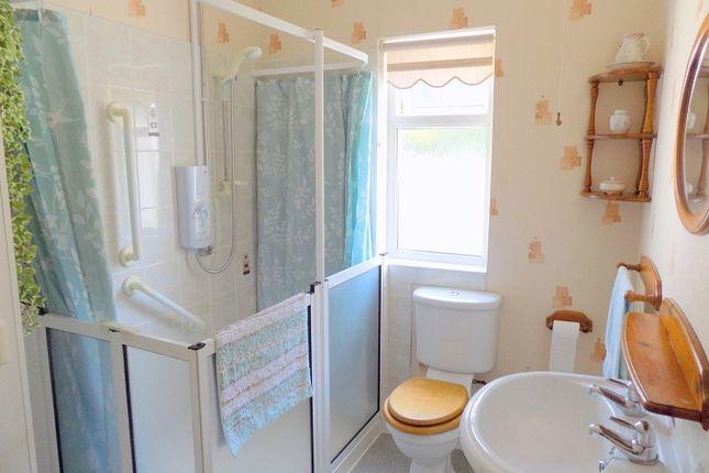 Shower Room of Rhyddings Park Road, Uplands, Swansea SA2