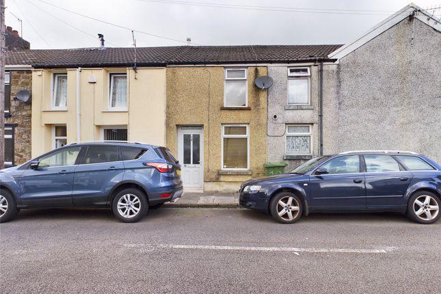 Thumbnail Terraced house for sale in David Street, Trecynon, Aberdare, Rhondda Cynon Taff