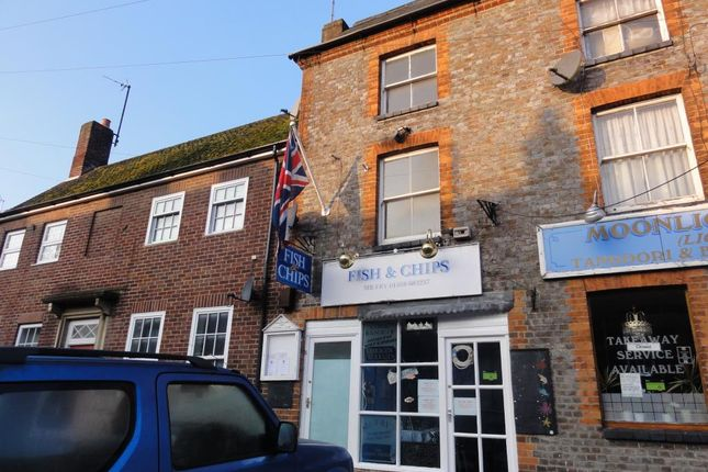 Thumbnail Flat to rent in Hungerford, Wiltshire