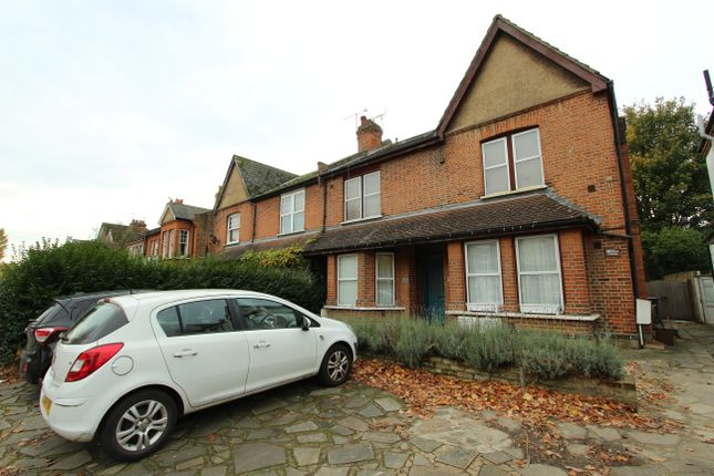Thumbnail Flat to rent in St Marks Road, Enfield