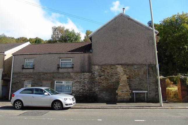 Thumbnail Detached house for sale in Pontshonnorton Road, Pontypridd