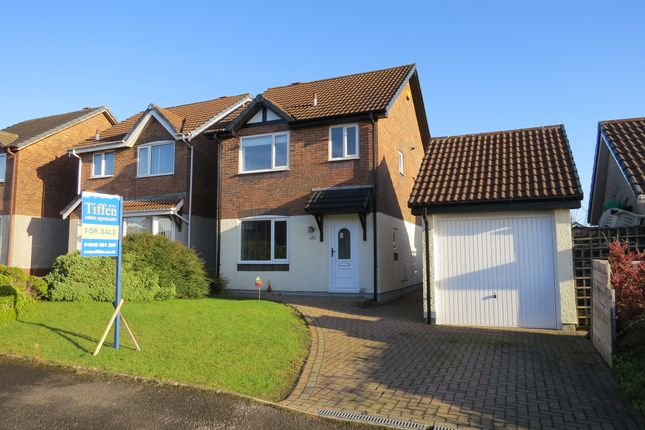 Thumbnail Detached house for sale in Coniston Park, Cleator Moor, Cumbria