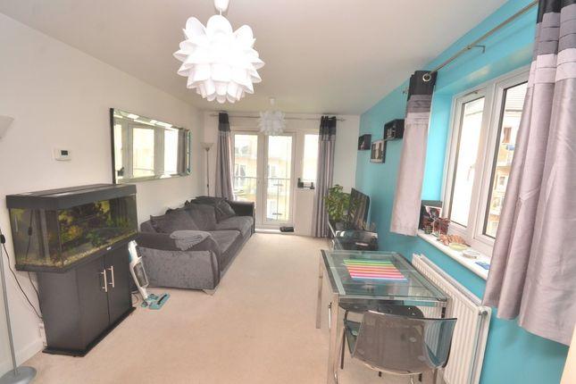 Thumbnail Flat to rent in Ley Farm Close, Watford