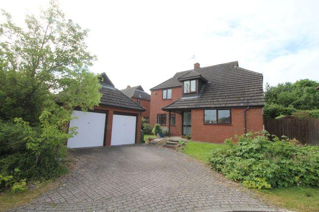 Thumbnail Detached house to rent in Runnymede, Giffard Park, Milton Keynes