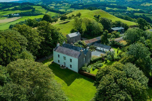 Thumbnail Farm for sale in Llangadog, Carmarthenshire