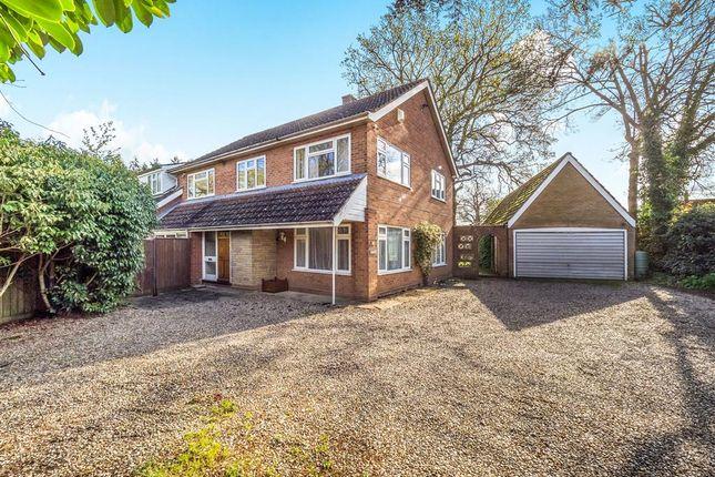 Thumbnail Detached house for sale in Holman Road, Aylsham, Norwich