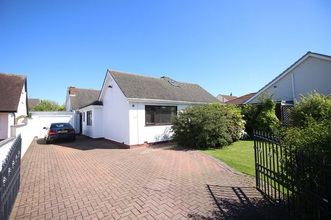Thumbnail Detached bungalow for sale in Rowland Lane, Thornton-Cleveleys