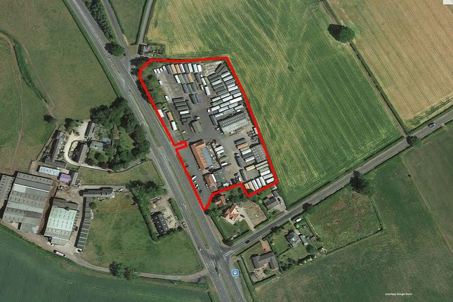 Thumbnail Land for sale in High Hesket, Carlisle