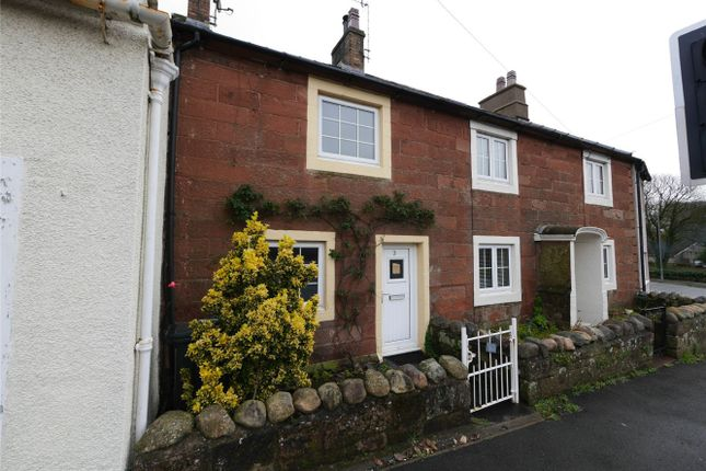 Thumbnail Terraced house for sale in 3 Brow Foot, Calderbridge, Seascale, Cumbria