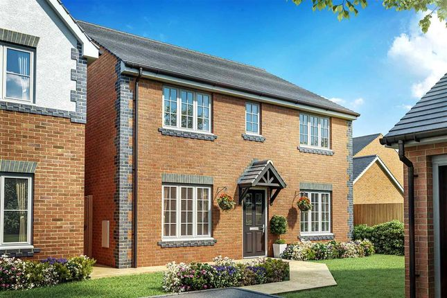 "Thumbnail Detached house for sale in ""The Marford - Plot 6"" at Steatite Way, Stourport-On-Severn"