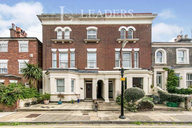 Kensington Court, Roman Road CO1