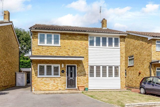 Thumbnail Detached house for sale in Wakelin Chase, Ingatestone