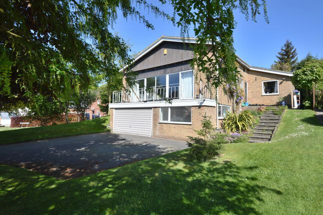 Thumbnail Detached house for sale in Burley Lane, Quarndon Village, Derby