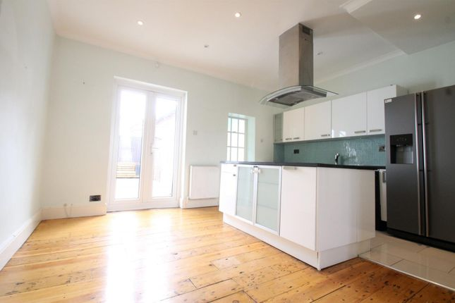 Thumbnail Terraced house to rent in Kemble Road, London
