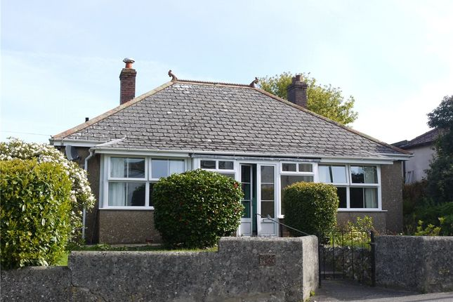 Thumbnail Detached bungalow to rent in Lyme Road, Axminster, Devon