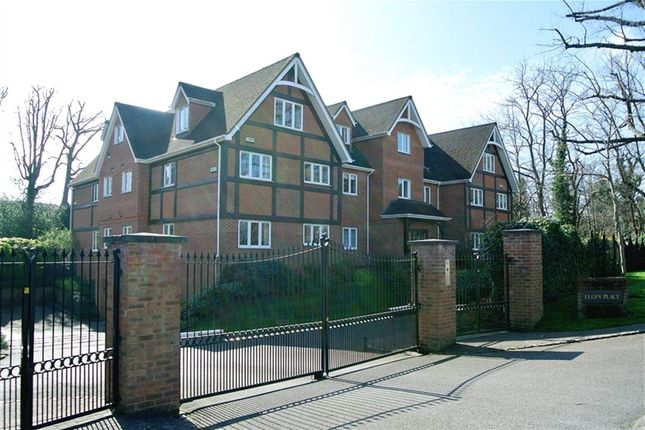 Thumbnail Flat to rent in Elgin Place, St Georges Avenue, Weybridge