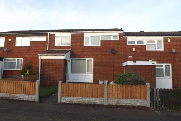 Thumbnail Property to rent in Morris Croft, Birmingham