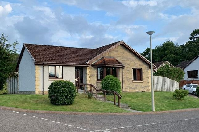 Thumbnail Detached bungalow for sale in Holm Dell Avenue, Inverness
