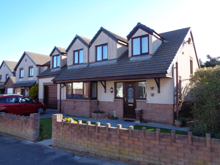 Thumbnail Detached house for sale in Avocet Crescent, Askam In Furness