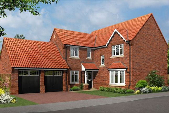 "Thumbnail Detached house for sale in ""The Hereford"" at Mulberry Road, Farsley, Pudsey"