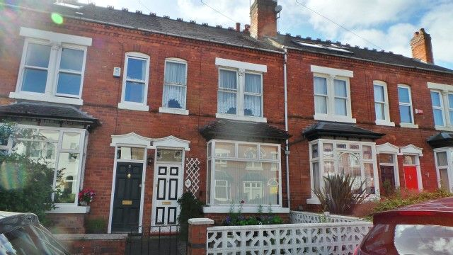 3 bed terraced house for sale in Elms Road, Sutton Coldfield