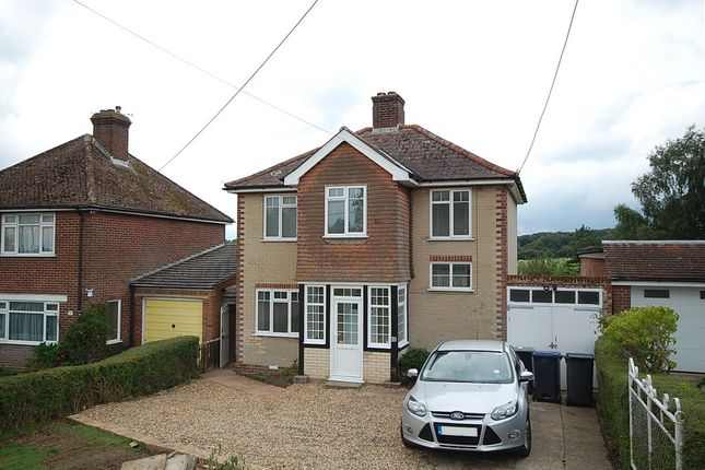 Thumbnail Detached house to rent in Blean Hill, Blean, Canterbury