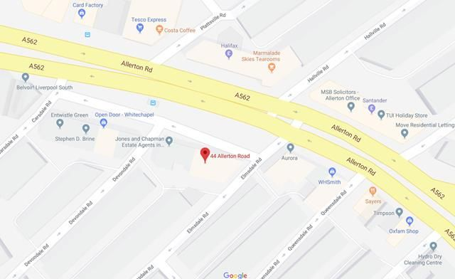 Travel Agents Allerton Road Liverpool