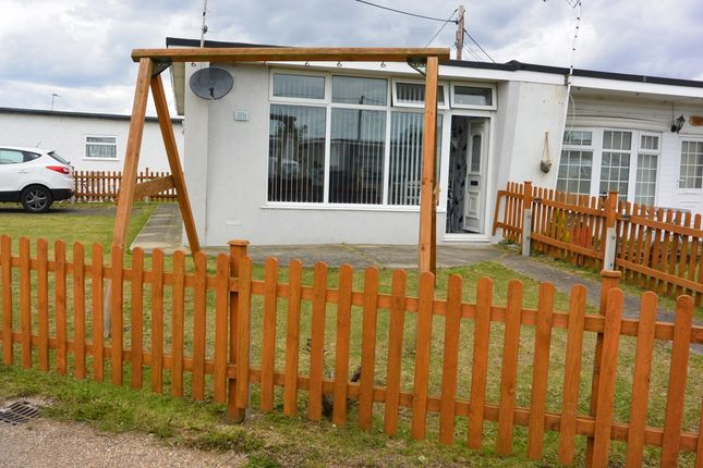 Thumbnail Bungalow for sale in Priory, Bel Air Chalet Estate, St. Osyth, Clacton-On-Sea