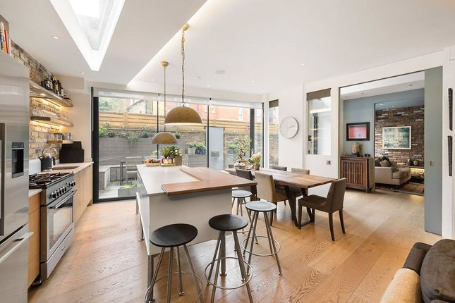 Thumbnail End terrace house for sale in Anhalt Road, London