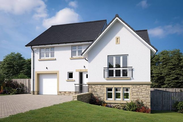 "Thumbnail Detached house for sale in ""The Innes"" at Davidston Place, Lenzie, Kirkintilloch, Glasgow"